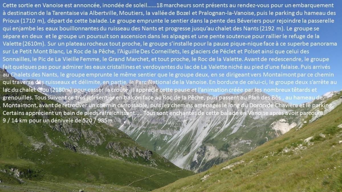 2020 08 07 le lac et refuge de la valette