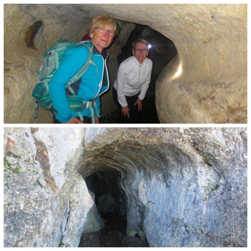 Grotte aux fe es